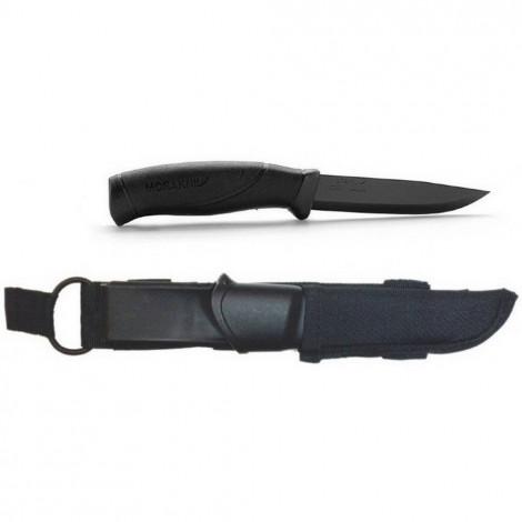 Нож Morakniv Companion Tactical BlackBlade нержавеющая сталь
