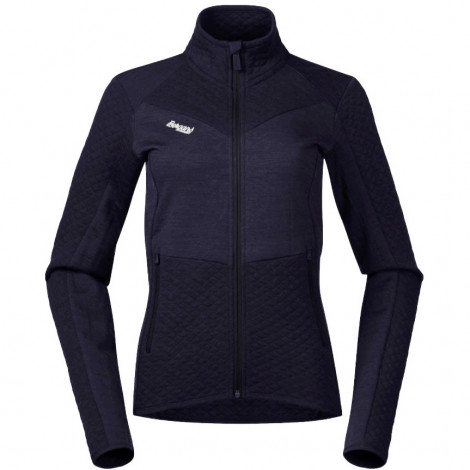 Куртка Bergans Middagstind женская (L, Dk Navy/Alu)