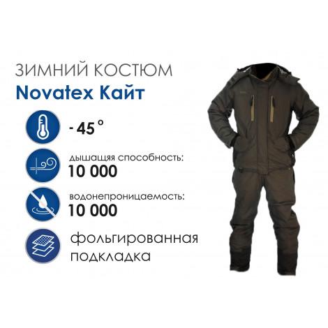 Зимний костюм Novatex Кайт