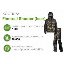 Костюм Finntrail Shooter, bear