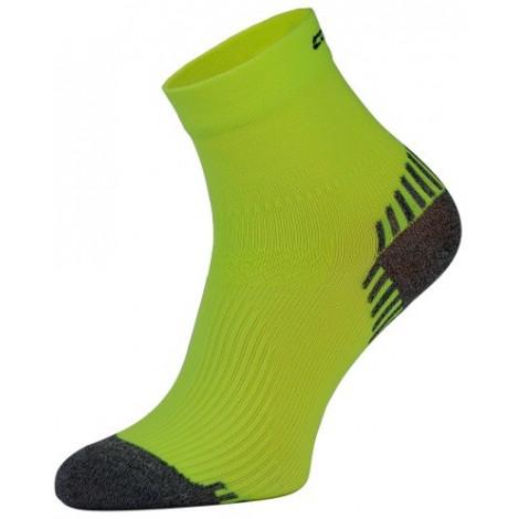Носки Comodo RUN6-04, green neon