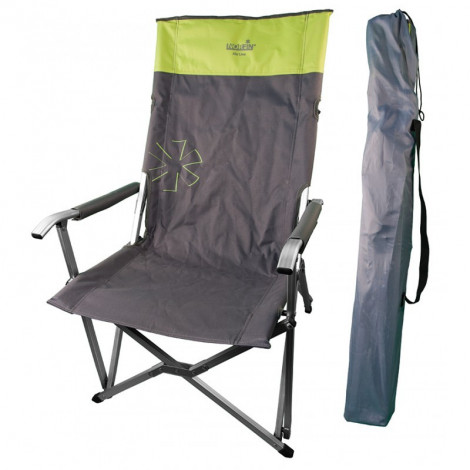 Кресло складное с высокой спинкой Norfin Vaasa NF