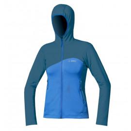 Толстовка женская Direct Alpine EIRA, petrol/blue