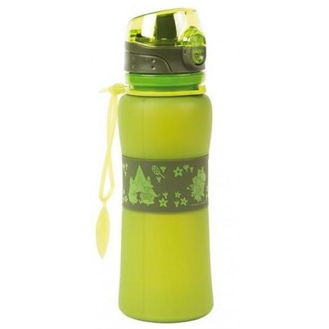 Бутылка Muumit Retkella 0,5л., зелёная