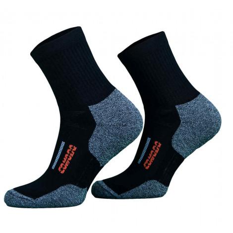 Носки Comodo TRE5, black mouline