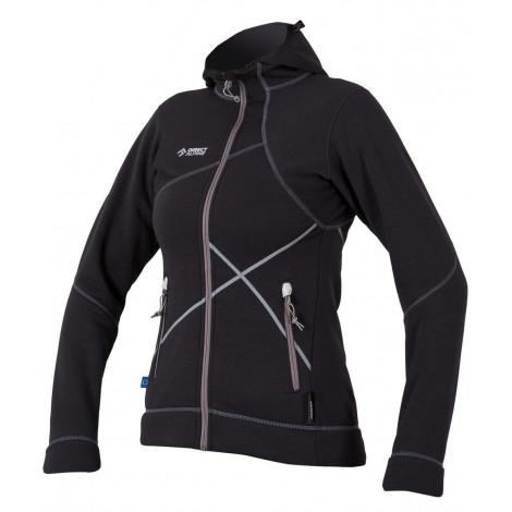 Толстовка Direct Alpine SAKURA black/grey