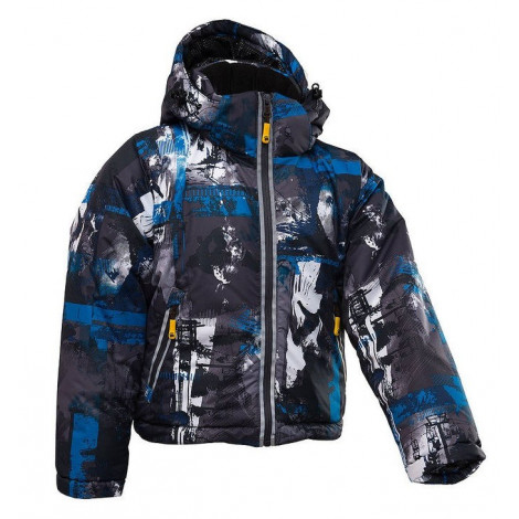 Детская куртка NOVATEX Мегаполис Зима, синий