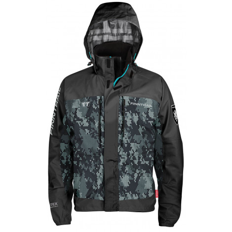 Куртка Finntrail Shooter, Camo-gray