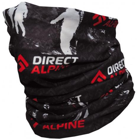 Шарф Direct Alpine MULTI 1.0 black (graphics) (UNI)