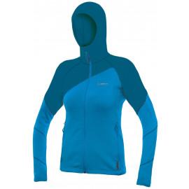 Толстовка женская Direct Alpine EIRA 2.0 blue/petrol