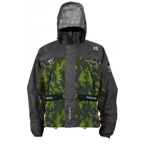 Куртка Finntrail Mudway Camogreen