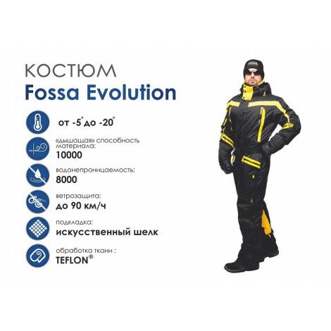 Зимний костюм Fossa Evolution