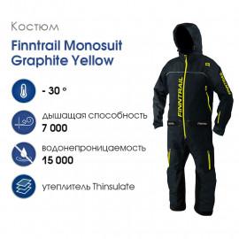 Комбинезон Finntrail Monosiut Graphite Yellow