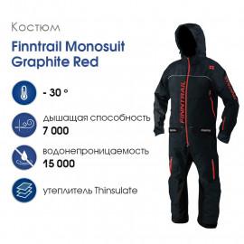 Комбинезон Finntrail Monosiut Graphite Red