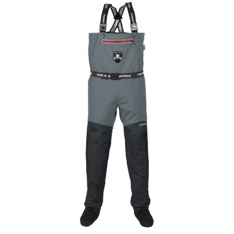 Вейдерсы Finntrail Athletic Plus, gray