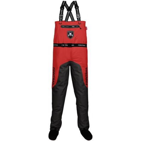 Вейдерсы Finntrail Aquamaster, red