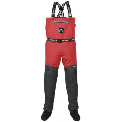 Вейдерсы Finntrail Athletic Plus, red