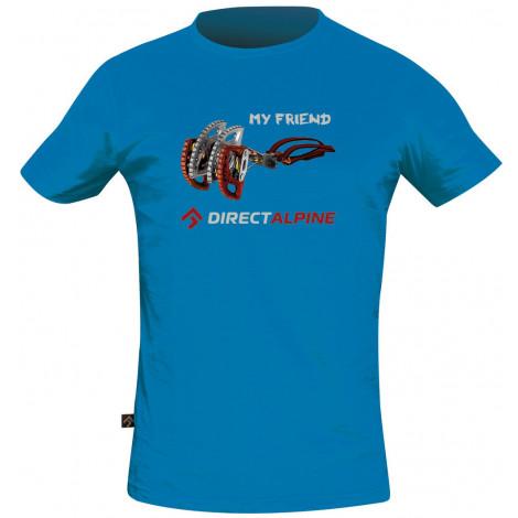 Футболка Direct Alpine BOSCO blue (my friend)