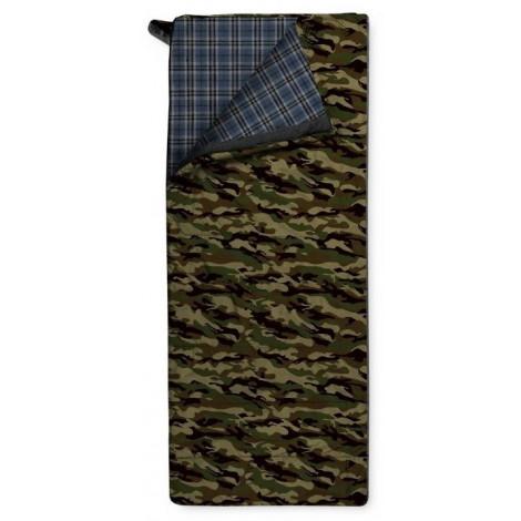 Спальный мешок Trimm TRAMP, камуфляж, 195 R