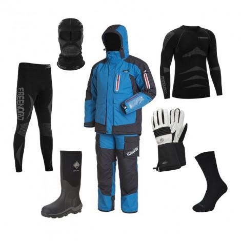 Набор экипировки для снегохода №1