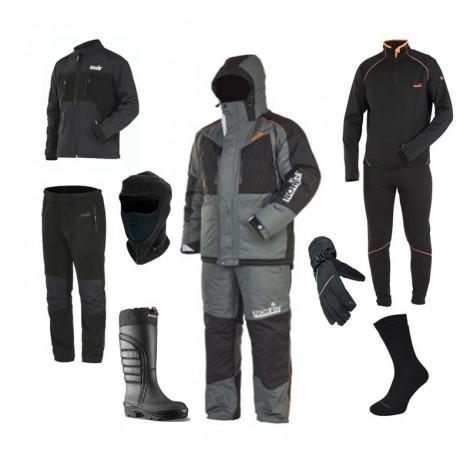 Набор экипировки для снегохода №4