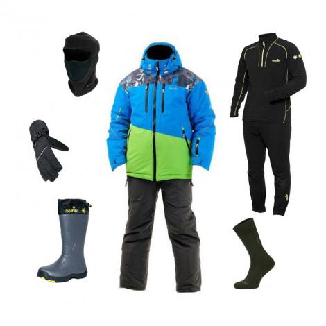 Набор экипировки для снегохода №7
