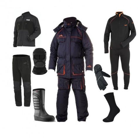 Набор экипировки для снегохода №10