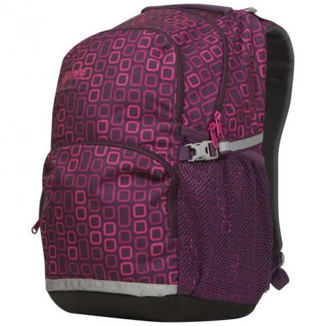 Городской рюкзак Bergans 2GO 32 L, Plum Square