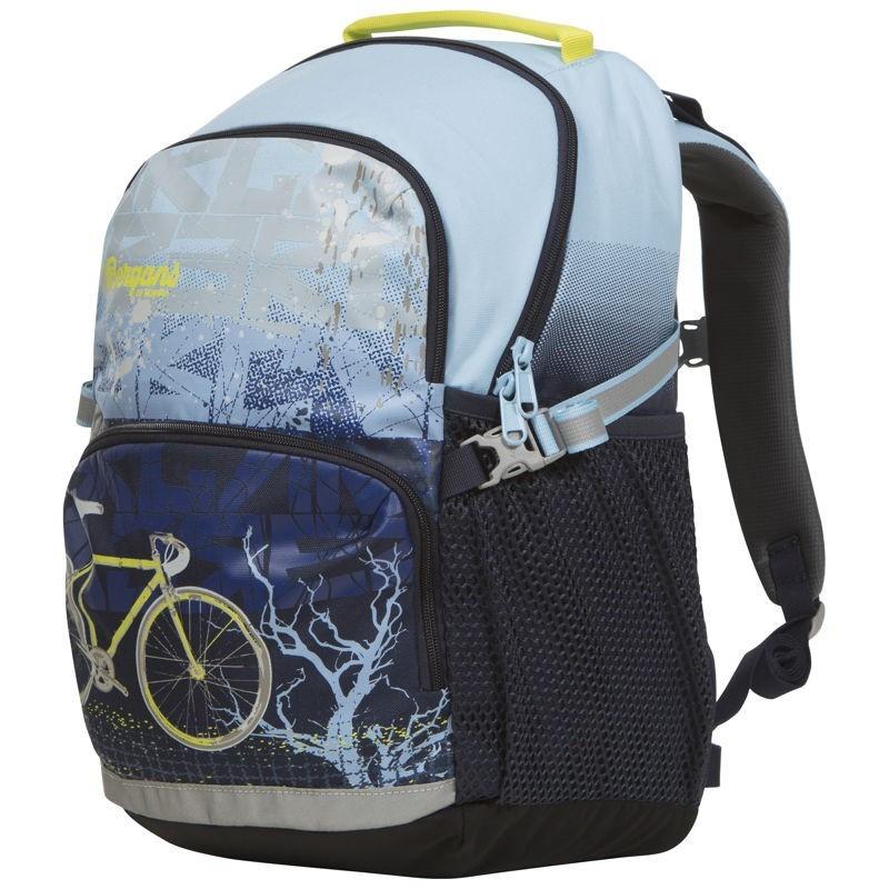 4e28952b345f Низкая цена на детский школьный рюкзак Bergans 2GO 24 L Lt Blue