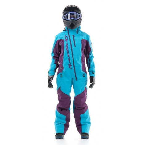 Комбинезон Dragonfly Extreme Woman Blue-Purple 2020