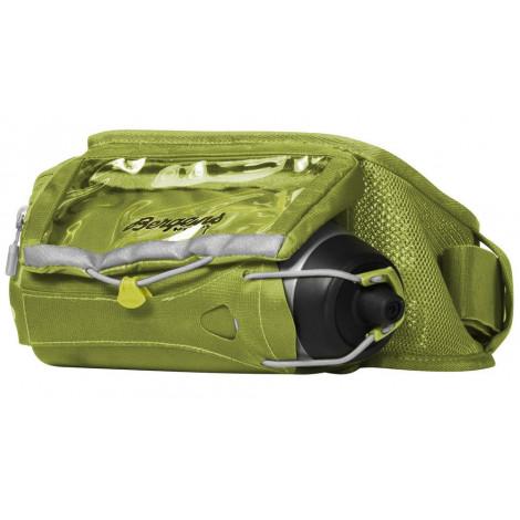 Поясная сумка Bergans Fløyen Hydration Belt (SproutGreen/Alu/SolidDkGrey)